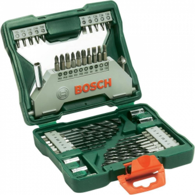 Набор бит и сверл Bosch X-Line, 43 предмета
